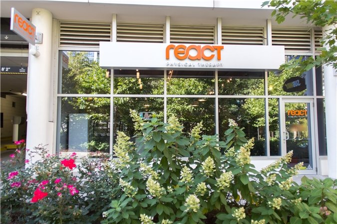 React Physical Therapy    ± sf   333 East Benton Place | Chicago