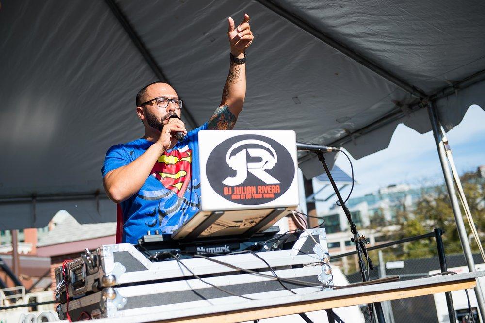 DJ JULIAN RIVERA