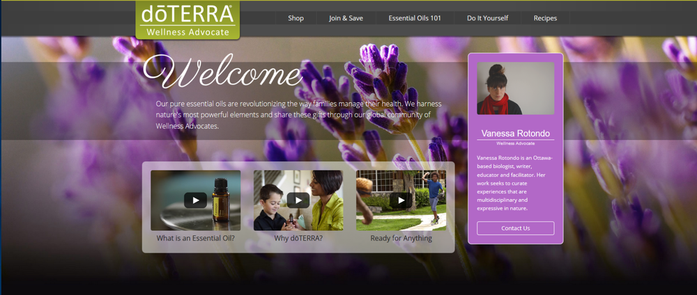 Doterra Homepage.png