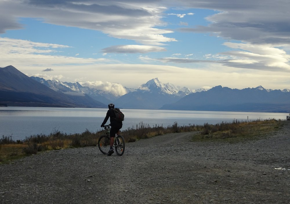Garry Mt Cook Cycle.JPG
