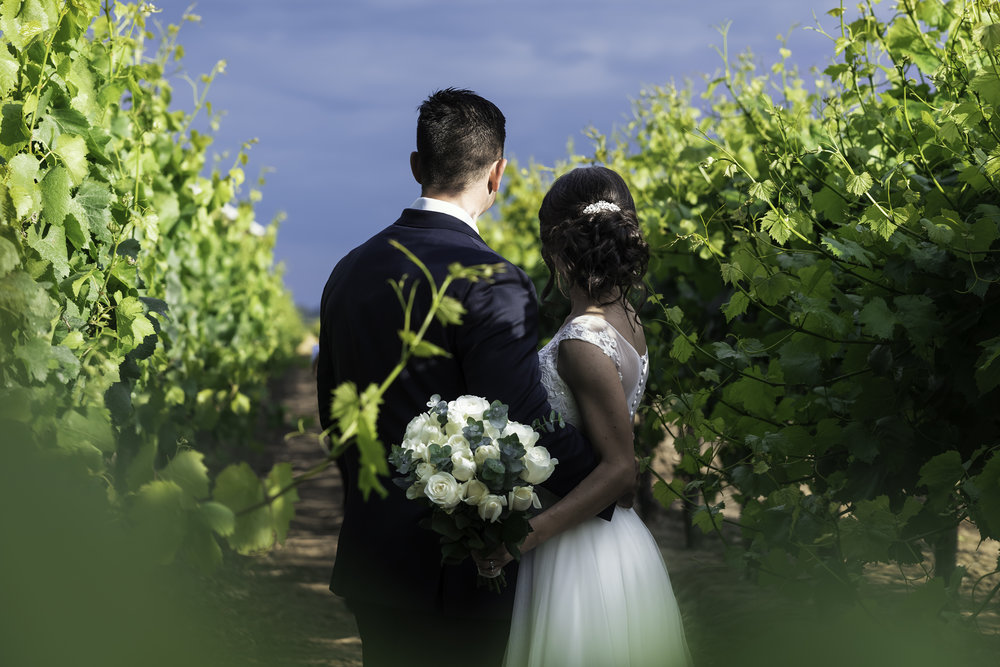 Nik & Jacquie Wedding - May 25th 2018