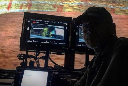 Ron Howard Teases another on set photo   -