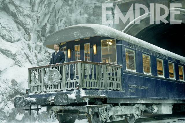Empire Releases Murder on the Orient Express picture - *courtesy of Empire Magazine www.Empireonline.com