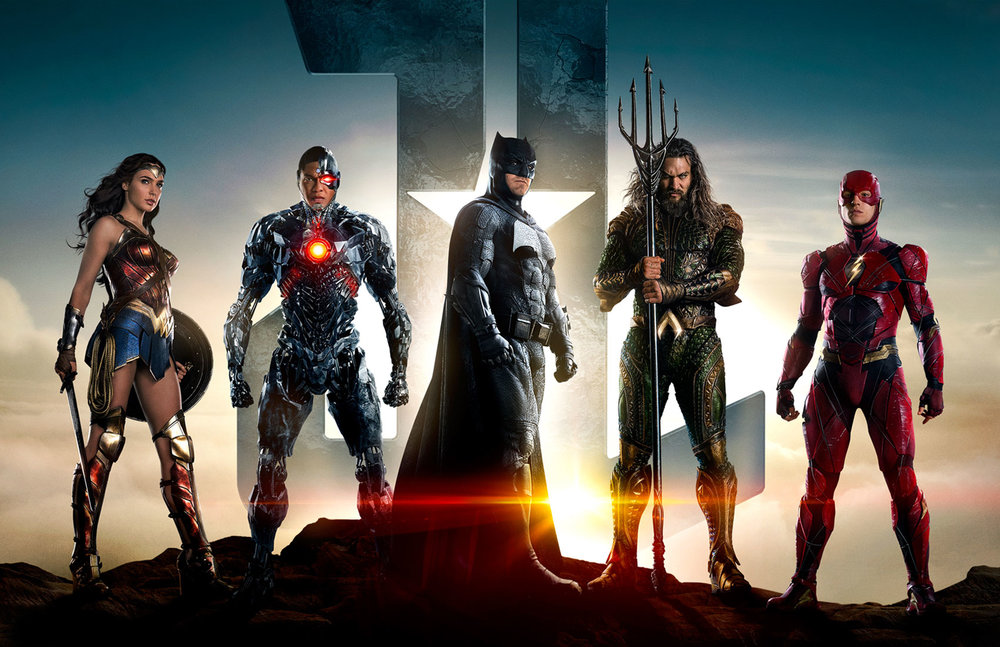 VR Experience coming for Justice League -