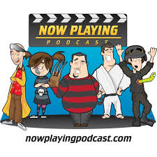 Movie Podcast of the week. 'Now playing' -
