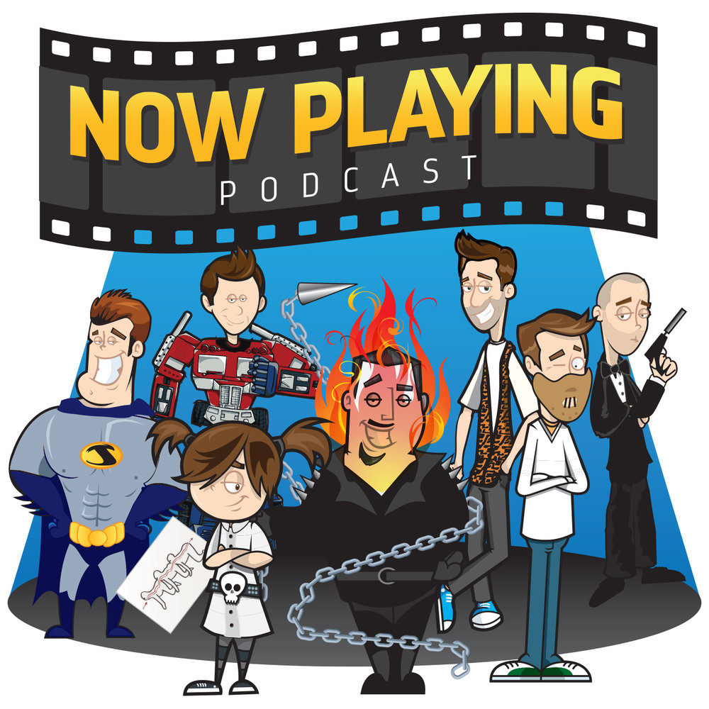Podcast of the Week: 'Now Playing' -