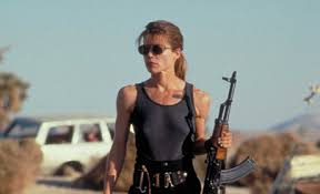 Linda Hamilton's Sarah Connor is back! -