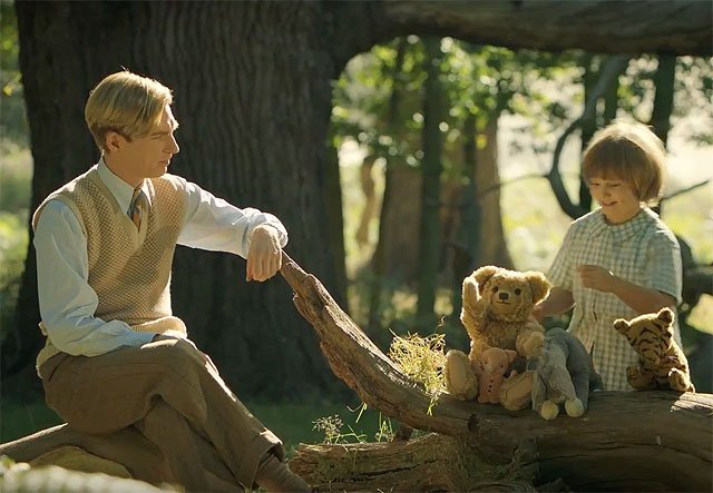 Goodbye Christoper Robin review -