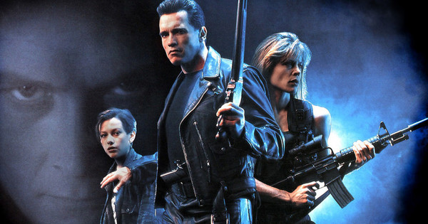 Terminator Reboot in the works -