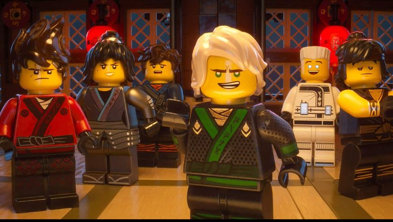 Ninjago - Movie Review -