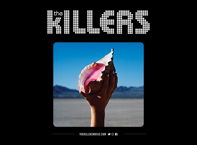 The Killers: Wonderful Wonderful  - The Killers are back with their #1 US Album.