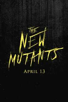 New Mutants - Trailer and Details -