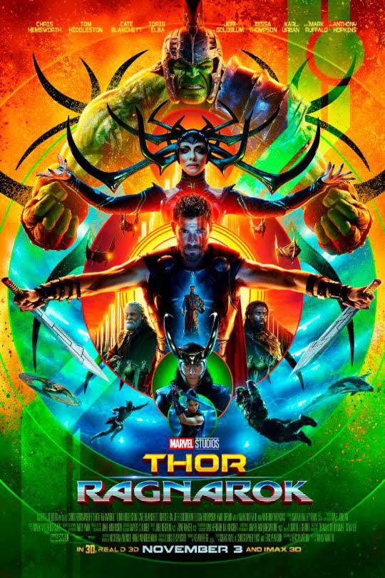 Thor Ragnarok Reviews - The first reviews are in...