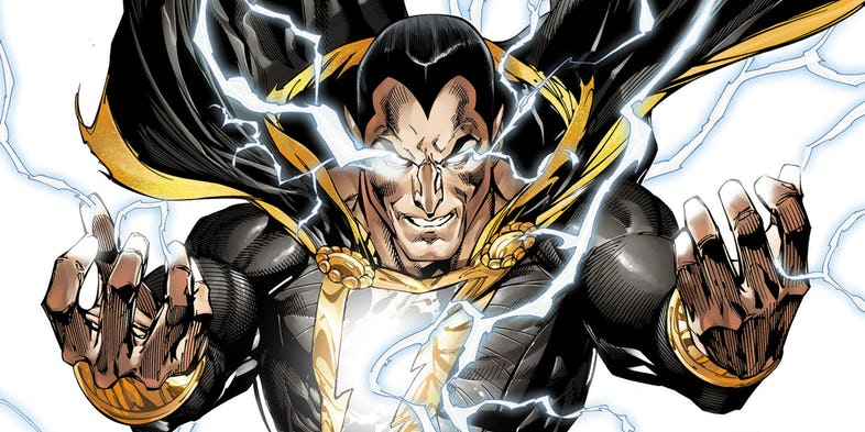 Black Adam could get introduced in Suicide Squad 2 -