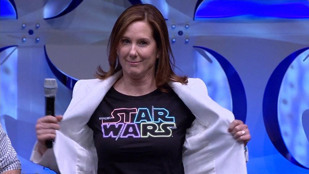 Kathleen Kennedy - Star Wars