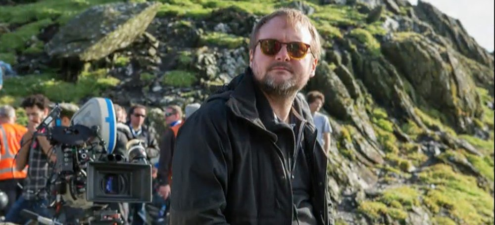Rian Johnson to Direct New Star Wars Trilogy! -