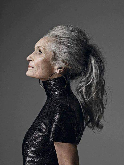 Fashion within Never Fades - Beauty Incarnate at EVERY AGE!