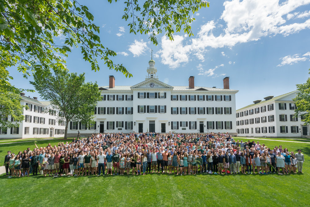 Dartmouth College Class of 2017