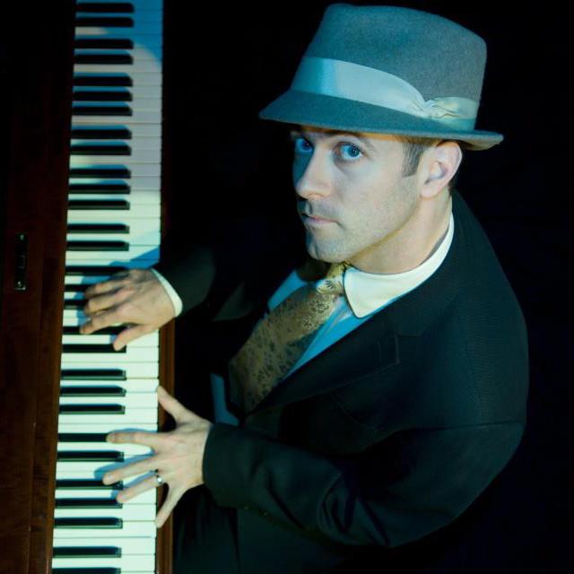 Steve Einerson piano -