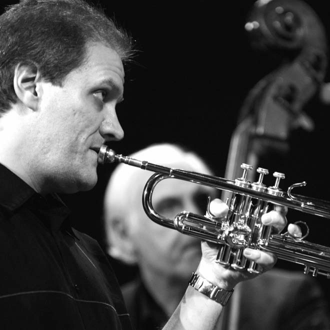 Andy Gravish trumpet -