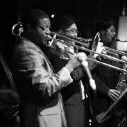 Barry Cooper trombone -