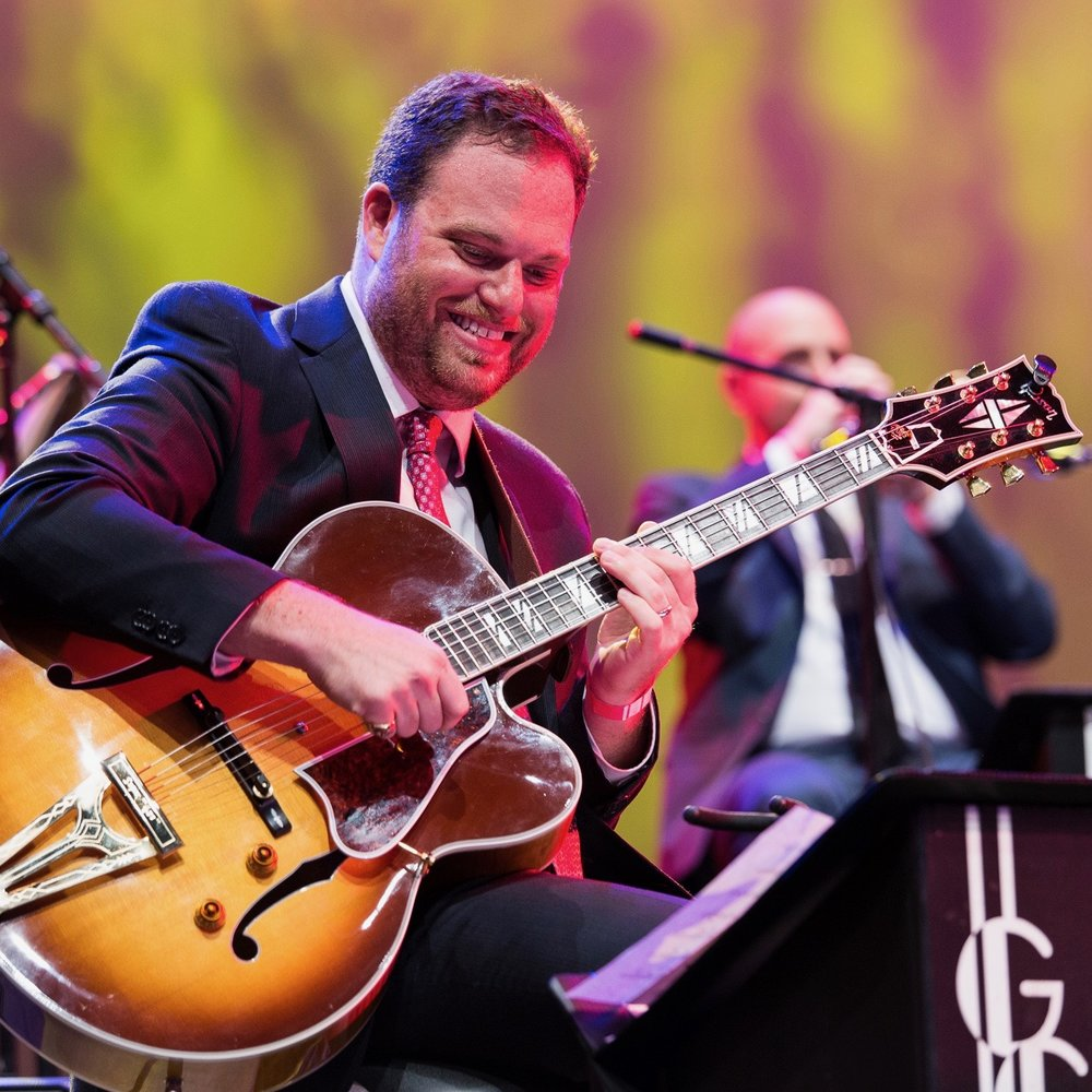 Sam Raderman guitar -