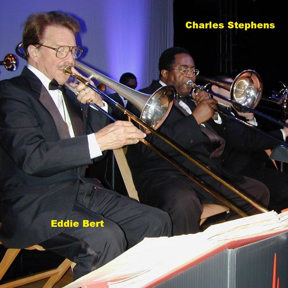 Ed Bert & Charles Stephens