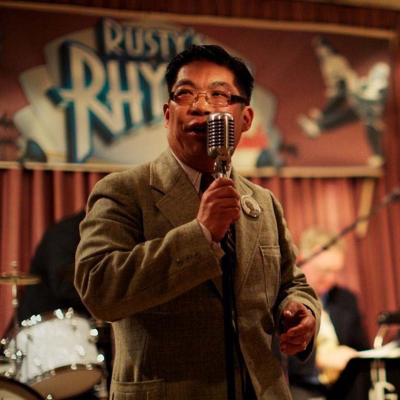 Bandleader George Gee