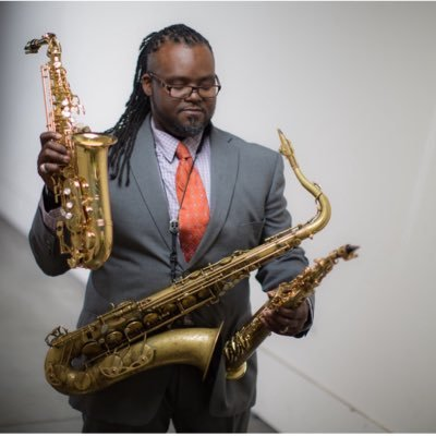 Anthony Nelson Jr. saxophone -