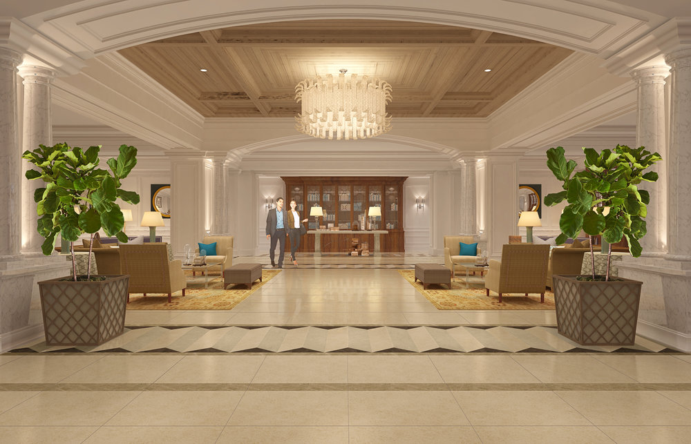 Hotel Bennett at Marion Square -
