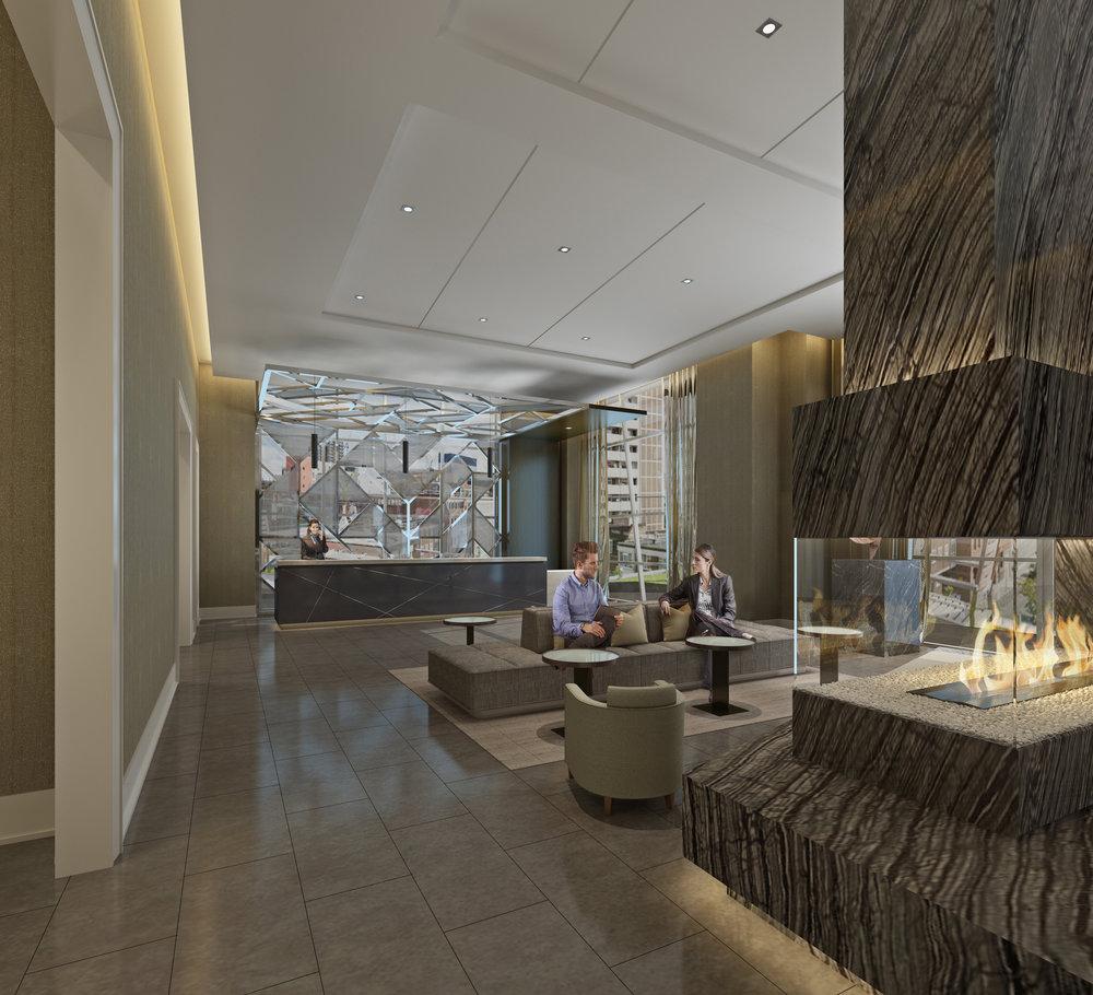 Nashville MarriottTri-Brand Hotel -