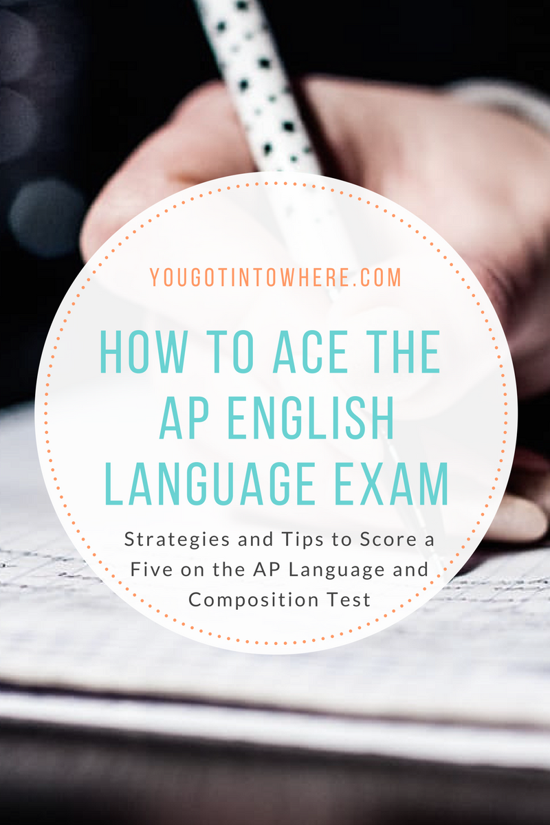 How to ace the ap analysis essay english 3