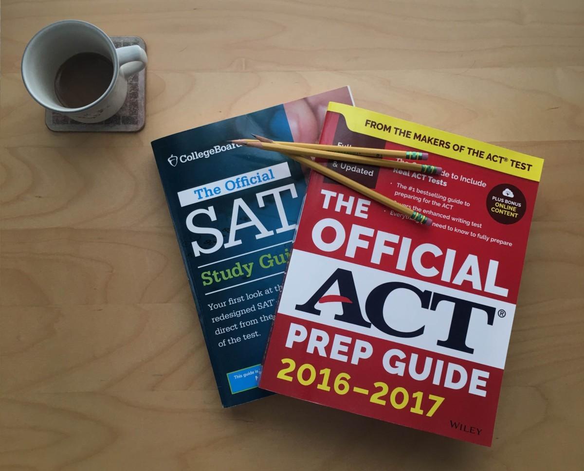 act-sat-books