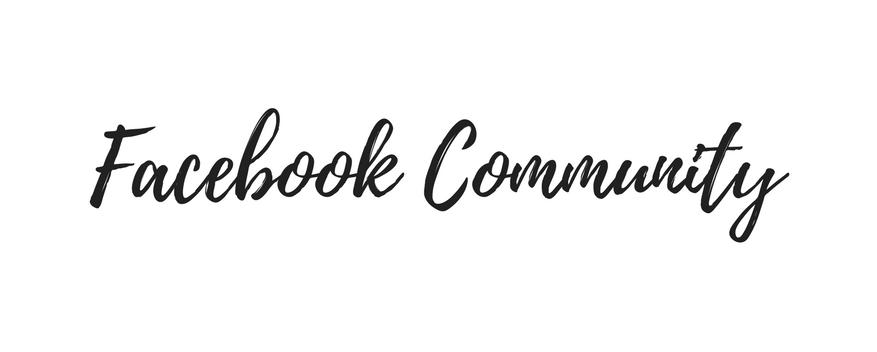 Parent Facebook Community