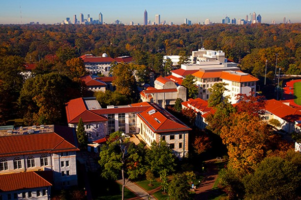 Meet Emory University!⠀⠀⠀⠀⠀⠀⠀⠀⠀ 🌟Location: Atlanta, Georgia⠀⠀⠀⠀⠀⠀⠀⠀⠀ 🌟# of undergraduate students: 6,937⠀⠀⠀⠀⠀⠀⠀⠀⠀ 🌟Application Deadlines: ED 1: November 1; ED 2: January 1; RD: January 1⠀⠀⠀⠀⠀⠀⠀⠀⠀ 🌟 Application Requirements: ⠀⠀⠀⠀⠀⠀⠀⠀⠀ Common Application or Coalition Application⠀⠀⠀⠀⠀⠀⠀⠀⠀ A $75 application fee or application fee waiver⠀⠀⠀⠀⠀⠀⠀⠀⠀ Official high school transcripts⠀⠀⠀⠀⠀⠀⠀⠀⠀ Official college transcripts, if applicable⠀⠀⠀⠀⠀⠀⠀⠀⠀ Official scores from the SAT and/or the ACT; TOEFL or IELTS for non-native English speakers⠀⠀⠀⠀⠀⠀⠀⠀⠀ Secondary school report/counselor's recommendation⠀⠀⠀⠀⠀⠀⠀⠀⠀ Two teacher letters of recommendation⠀⠀⠀⠀⠀⠀⠀⠀⠀ Mid-year report⠀⠀⠀⠀⠀⠀⠀⠀⠀ 🌟Fun Fact: Wednesdays are special days at Emory. Students used to have a day off on Wednesday, but now every Wednesday, there are themed activities all around campus that have included: a petting zoo, bouncy castles, and ice-cream tastings!⠀⠀⠀⠀⠀⠀⠀⠀⠀ Photo Credit: Emory University News Center