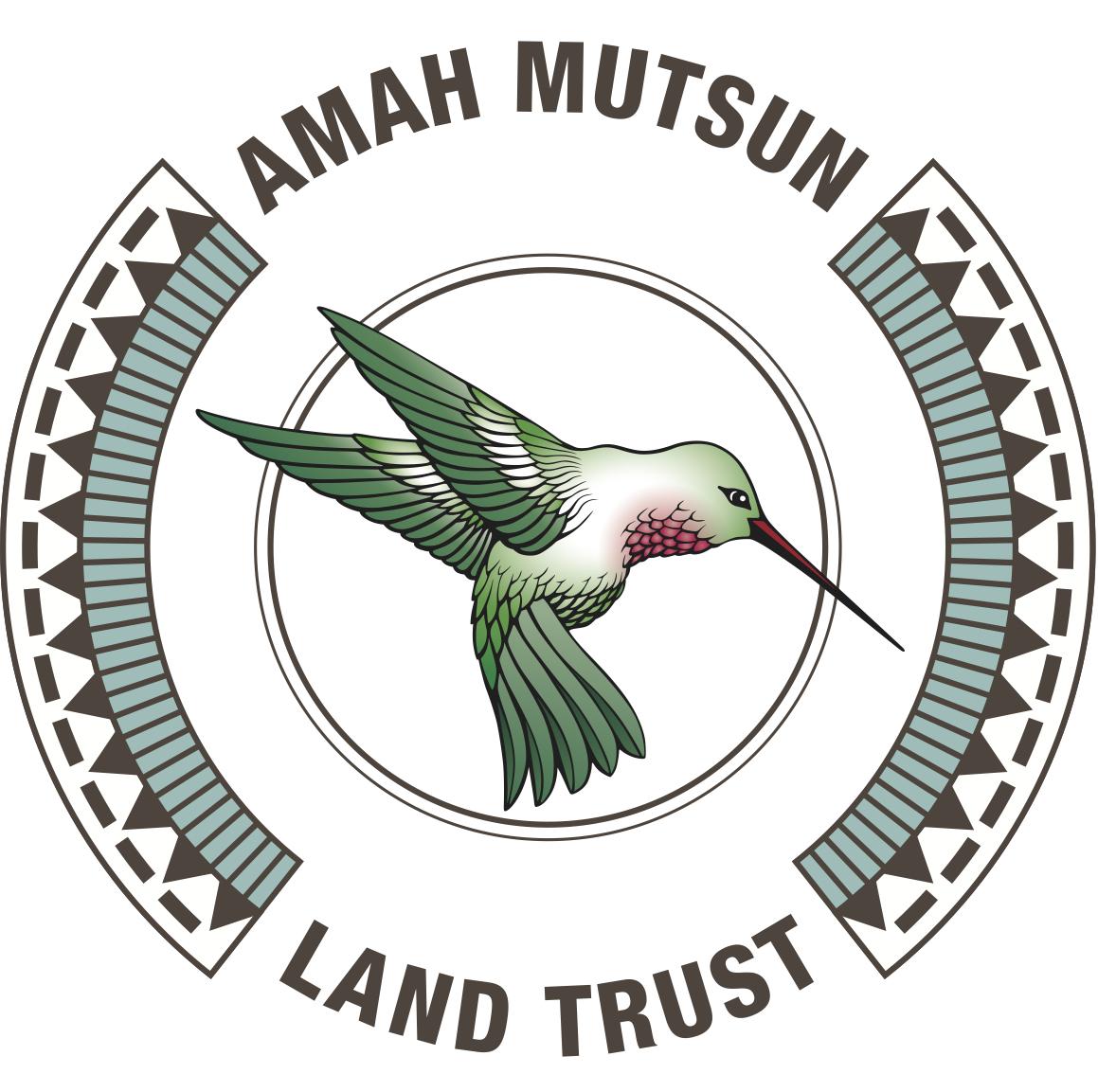 Logo of the The Amah Mutsun Land Trust