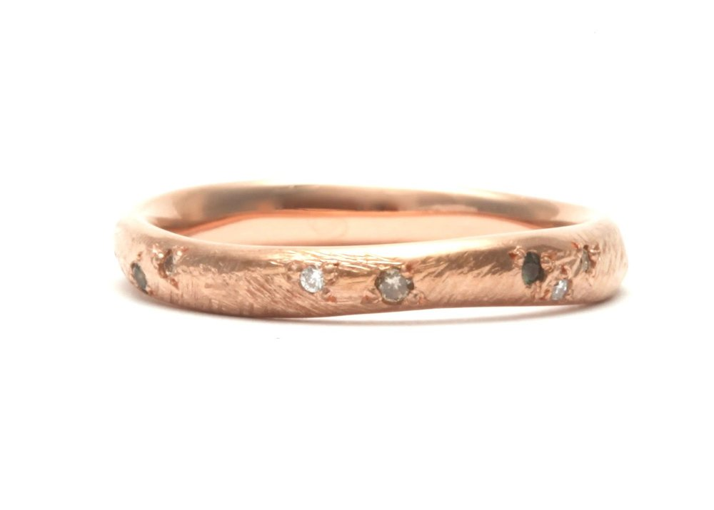 Golden Path Ring