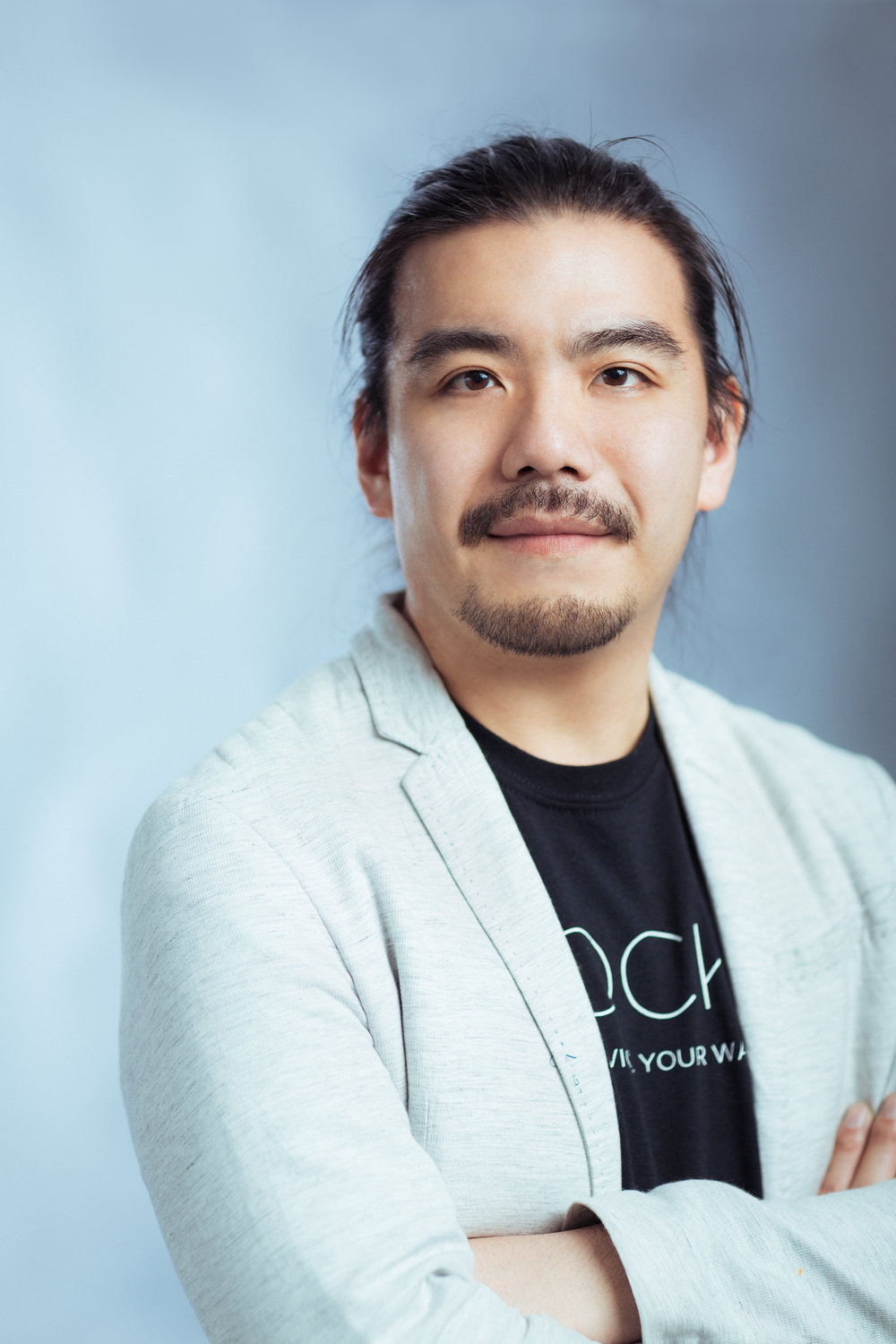 Fred Chak , Founder of the Blocks wearables