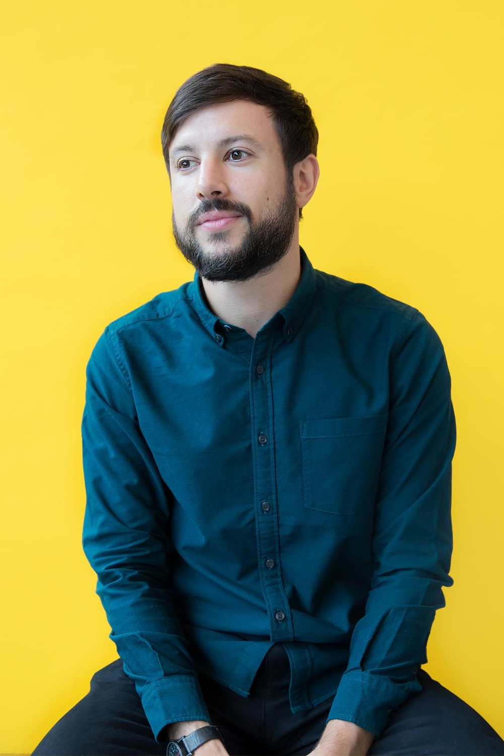 James Bernardo , Programme Director at Garage Society