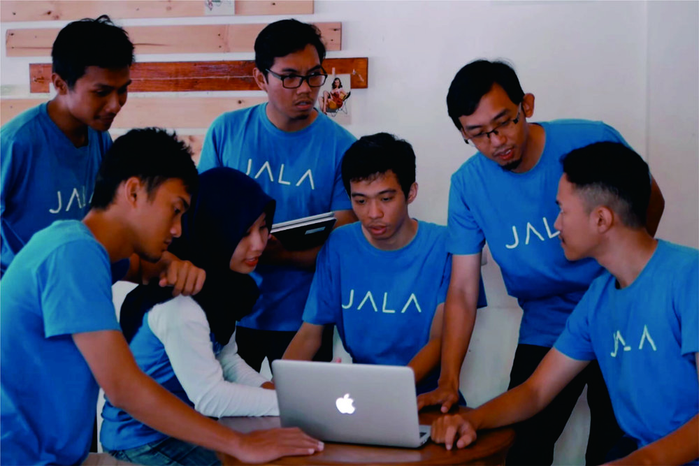 Jala is increasing the yield of shrimp farms in South East Asia