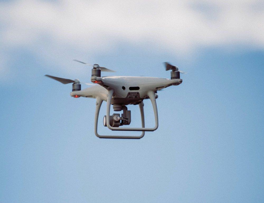 Drone &Robotics Accelerator - Hong Kong + Barcelona