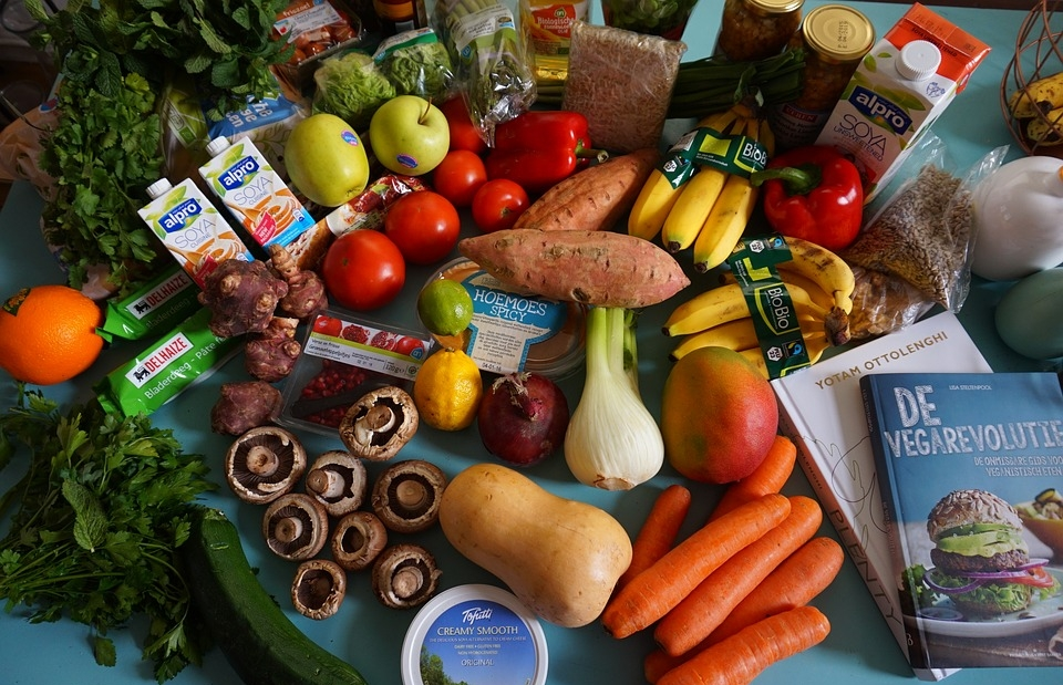 14 % of millennials are vegetarians /vegan   Google Trends