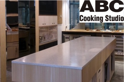 ABC Cooking Studio  - founded in Shizuoka, Japan. In 1985, not only a cooking school but a space for entertainment.