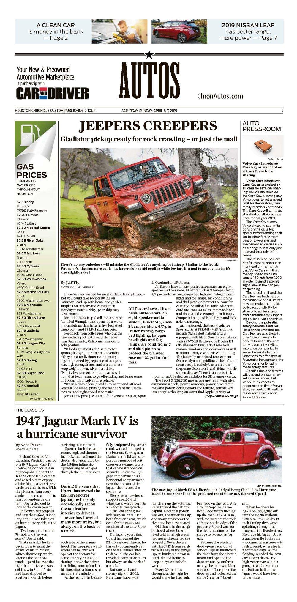 Houston Chronicle Jeep Gladiator 2019_04_06 Antonio Alvendia P1.jpg