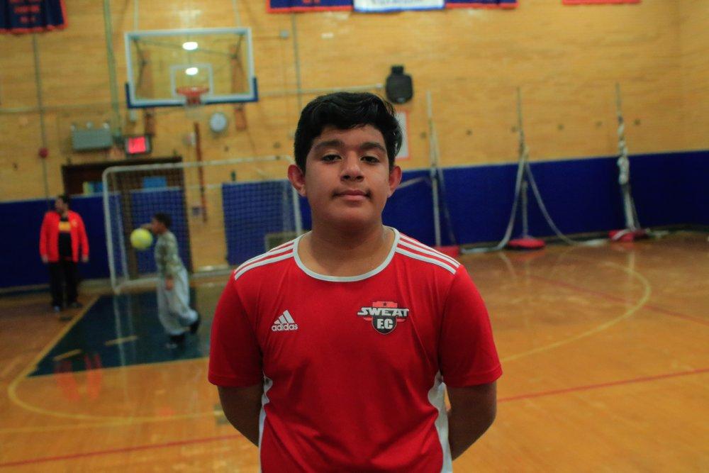 Sweat Football Club U11 boys soccer.