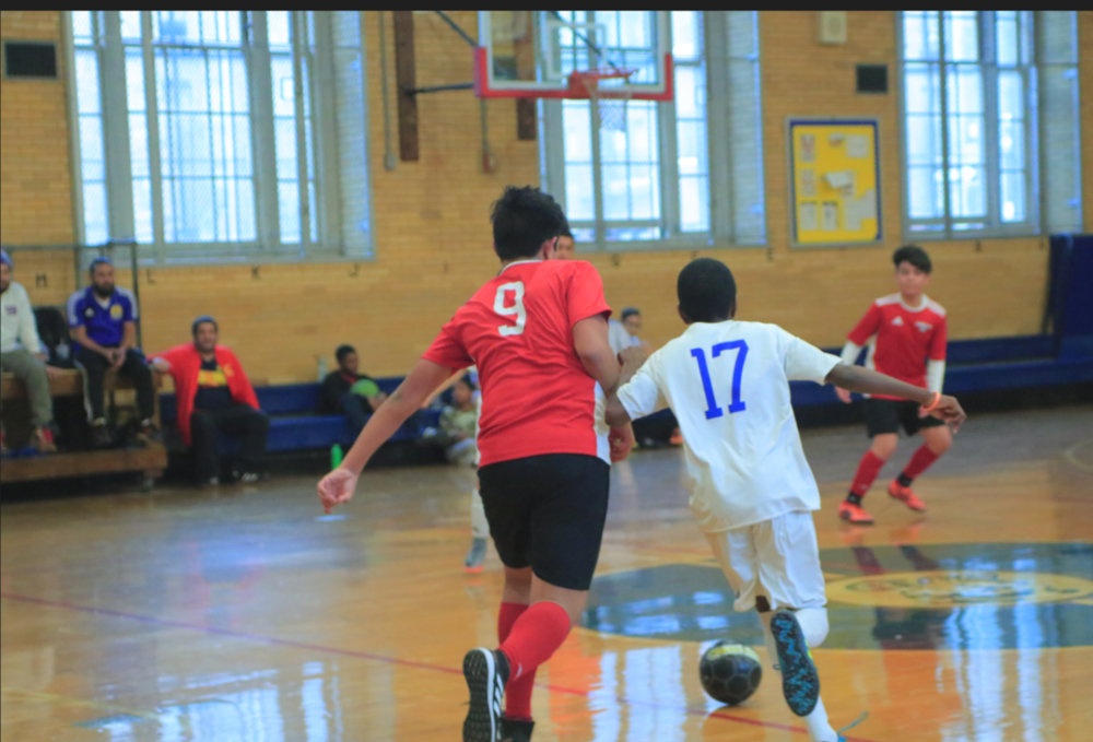 Sweat FC - New York Youth Soccer