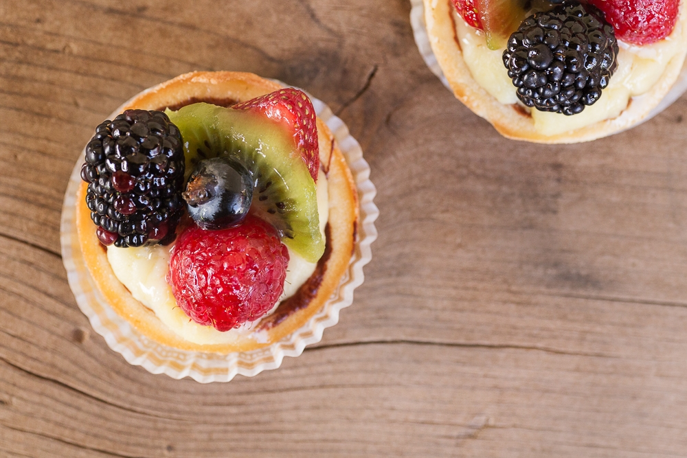 Mini Fruit Cups
