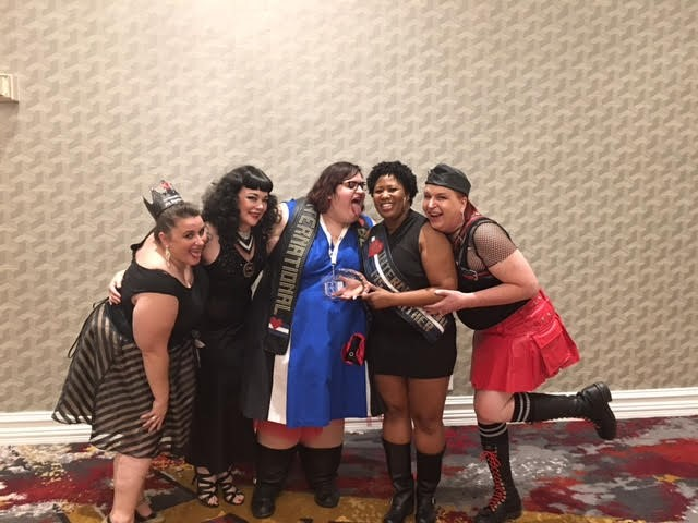 Shown here areLavicious Jane IMsL 2016, Elisa IMsBB 2017, Girl Complex IMsL 2017 and Tabitha IMsBB 2015