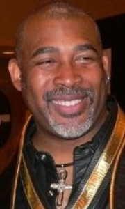 Mufasa Ali is the founder of the Men of ONYX, ONYX National Council Chairman, Patriarch of Mufasa's Pride and Mr World Leather 2006/2007. He has received many awards, founded of the People of Color Caucus at IML & BlackBeat, the Leatherman of Color title and is a nationally known educator/presenter.