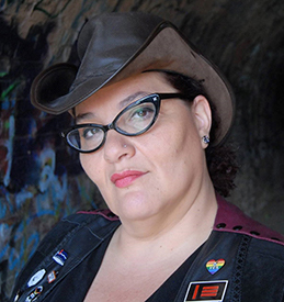 Author, publisher, mother, social researcher, oral historian and Bootblack PLUS! Bootblack KL lives a life as eclectic as her craft. Having competed at IMsLBB 2018 as the first Australian female bootblack, she's coming back to share her bootblack experiences down under and the oral history projects fueling her passion!